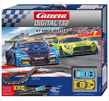 CARRERA 30011 Digital GT Race Battle