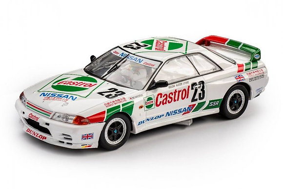 SLOT.IT CA47A -Nissan Skyline GT-R - winner Macau 1990 #23 - issued December '20