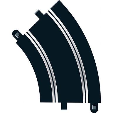 SCALEXTRIC-C8206L Loose Pack Standard 45' Curve R2