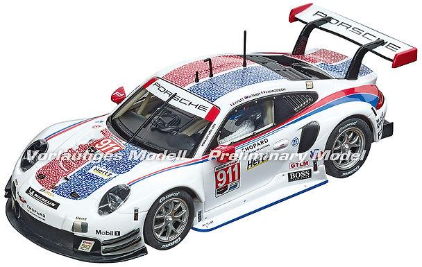 CARRERA-27621 Porsche 911 RSR Porsche GT Team #911