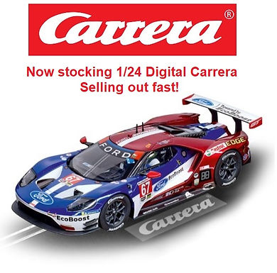 CARRERA 1/24 Scale Digital Coming Soon