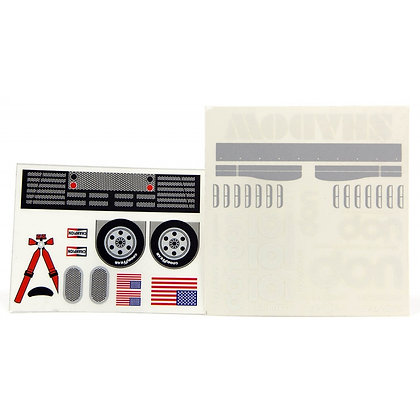 "JK 71905ST Classic Decal Sheet - Shadow ""Don"" #101"