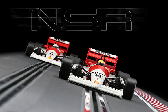 NSR NSET11 Future Release TWIN F1 LEGENDS BOX SET