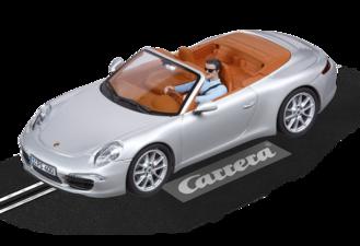 CARRERA 27535 Evo Porsche 911 Carrera S Cabriolet (silver)