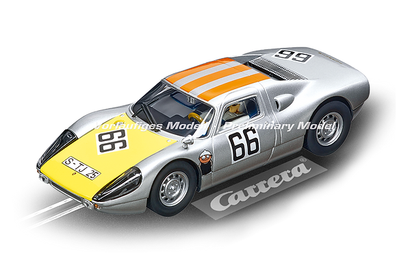 CARRERA 27613 Evo Porsche 904 GTS #66