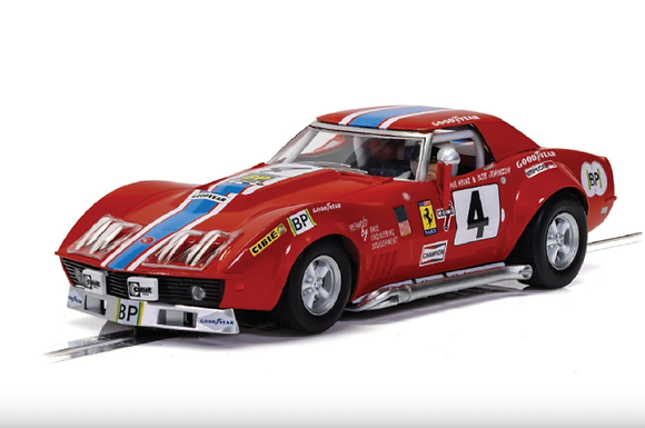 SCALEXTRIC-C4215 Ford GT GTE LeMans 2019 #67