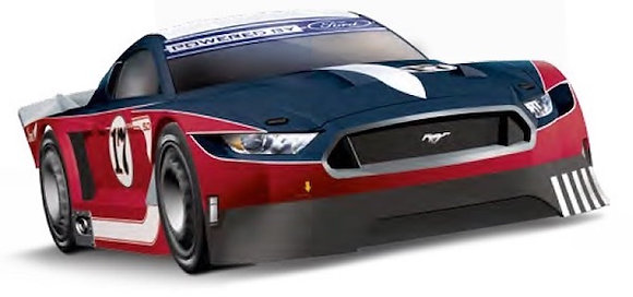 CARRERA 30939 Digital Ford Mustang GTY #17
