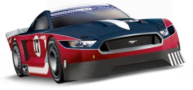 CARRERA-30939 Digital Ford Mustang GTY #17