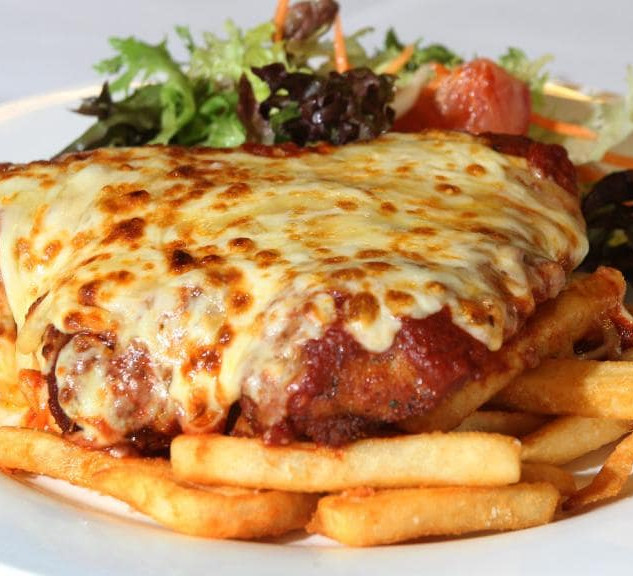 Parma and Fries