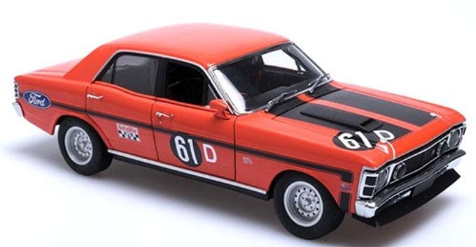 SCALEXTRIC-C4169 Ford XW GTHO Ph1 69 Bathurst - Moffat/Hamilton
