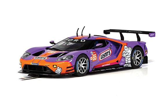 SCALEXTRIC C4078 Ford GT GTE - Le Mans 2019 #85