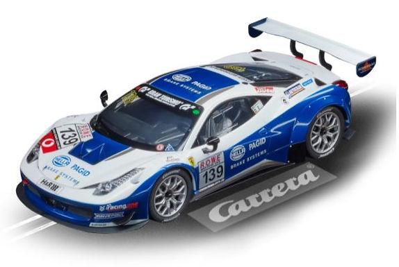 CARRERA-23906 Digital 1/24 Ferrari 458 Italia GT3