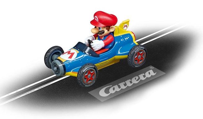 CARRERA GO!!!-64148 Nintendo Mario Kart - Mach 8 Mario