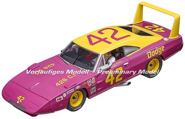 CARRERA-30941 Digital Dodge Charger Daytona #42