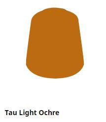 CITADEL 22-42 Tau Light Ochre