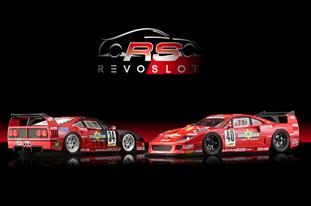 REVOSLOT-0099 Future Release Ferreri F-40 Twin Pack