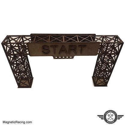 MAGNETIC RACING-016 Start Gantry 1:32 scale Kit
