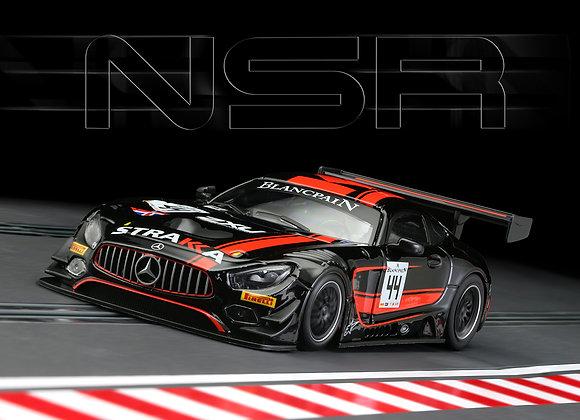 NSR-0133AW Mercedes Strakka Racing - Blancpain 2018 - #44
