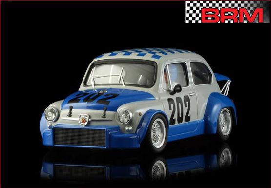 BRM/TTS-086 Fiat Abarth 1000 TCR 1971 #202