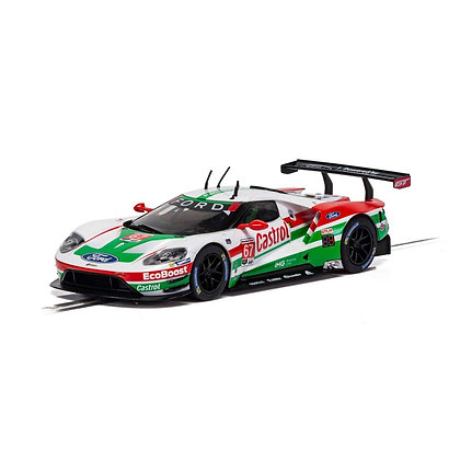 SCALEXTRIC C4151 FORD GT GTE DAYTONA 2019 NO.67