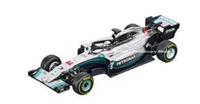 CARRERA GO!!! 64128 Mercedes - AMG F1 W09 EQ Power+ #44 Hamilton