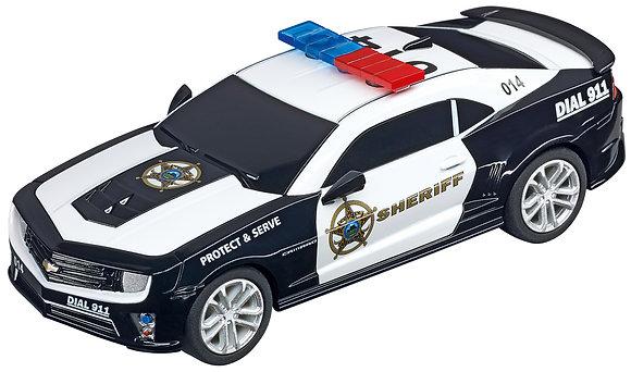 CARRERA GO!!!-64031 Chevrolet Camaro Sheriff