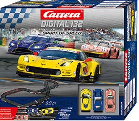 CARRERA-30016 Future Release Spirit of Speed Digital Set