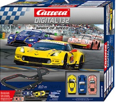 CARRERA-30016 Spirit of Speed Digital Set