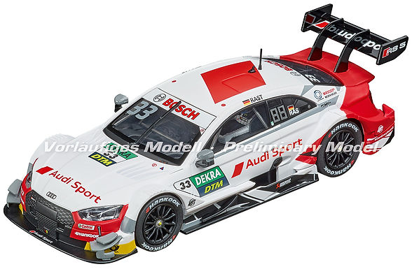 CARRERA-27634 Audi RS DTM R Rast #33