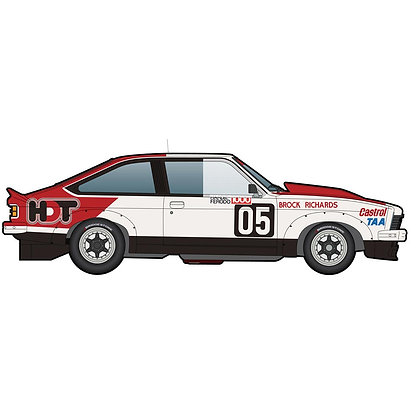 SCALEXTRIC Future Release C4157 BATHURST LEGENDS A9X TORANA BATHURST WINNER 1978