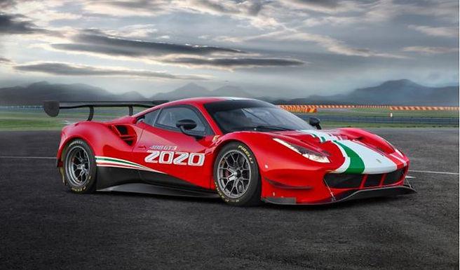 CARRERA-30948 Digital 132 - Ferrari 488 GT3 TBD