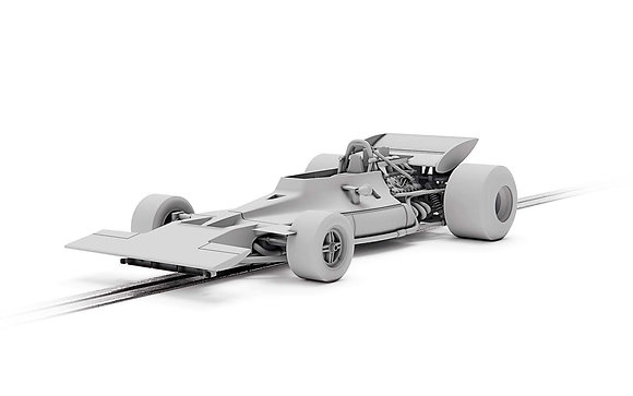 SCALEXTRIC Future Release C4161 TYRRELL 001 - 1970 CANADIAN GP - JACKIE STEWART