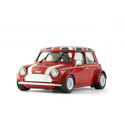 BRM/TTS 096R Mini Cooper (Red Union Jack)
