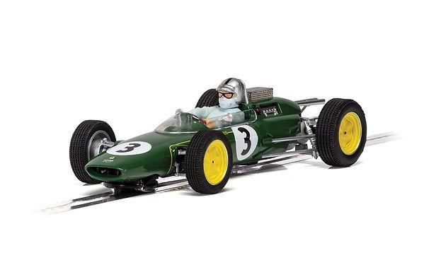 SCALEXTRIC-C4083a Lotus 25 - Monaco GP 1963 - Jack Brabham