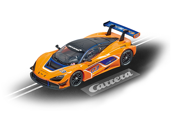 CARRERA-30892 Digital Mclaren 720S GT3 #03