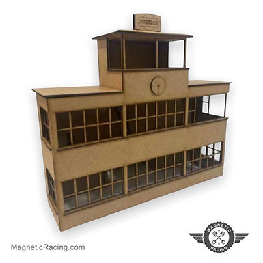 MAGNETIC RACING-043 Bathurst Timekeepers Building 1:32 scale Kit