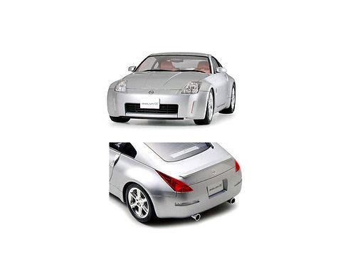TAMIYA-24254 Nissan 350Z Track Model Kit 1/24