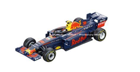 CARRERA GO!!! 64144 Red Bull Racing RB14 #33 Max Verstappen
