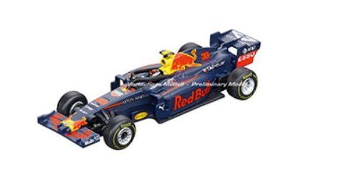 CARRERA GO!!!-64144 Red Bull Racing RB14 #33 Max Verstappen