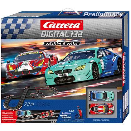 CARRERA 30005 Digital GT Race Stars Wireless Set