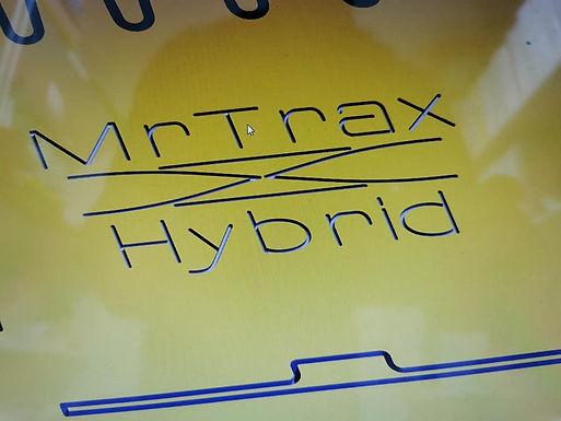 MR TRAX Hybrid Modular track system
