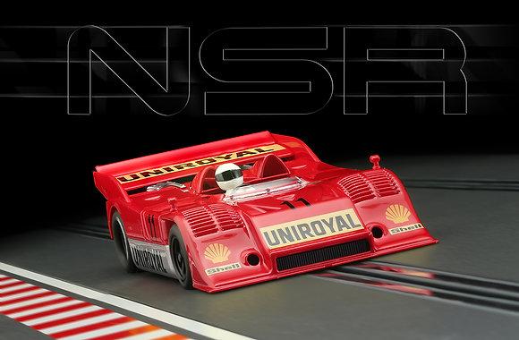 NSR-0186SW Future Release Porsche Porsche 917/10K Uniroyal Fittipaldi 1973 #11