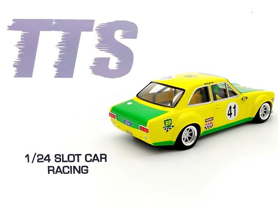 BRM/TTS 028 Ford Escort BP Team #41