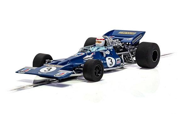 SCALEXTRIC-C4161 Tyrrell 001 - 1970 Canadian GP - Jackie Stewart