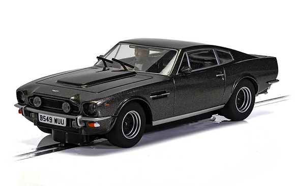SCALEXTRIC Future Release C4203 JAMES BOND ASTON MARTIN V8 - NO TIME TO DIE