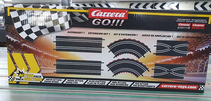 CARRERA GO!!!-61600 Extension Set #1