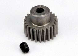 TRAXXAS 2423 Gear, 23-T pinion (48-pitch) / set screw