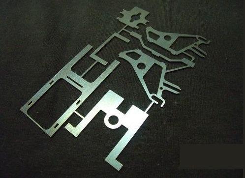 JDS 2002 Genesis Inline 14' Drag Chassis Kit