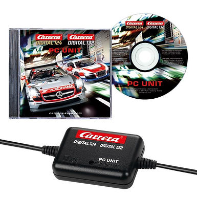 CARRERA-30349 Digital Interface Set-Cable & Soft Ware