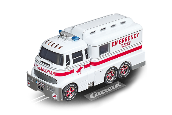 CARRERA-30943 Digital Ambulance